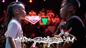 子供なのに厳つ!《Radikal Forze Jam 2018》アジア各国のイケイケキッズダンスバトル!