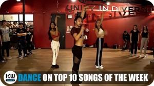 みんなが踊る人気楽曲TOP10!今週のあなたのダンスソングはどれ!?