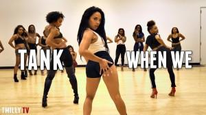 セクシーなダンサーになりたい人はみんなこの人を見習うべき!【Aliya Janell】の振付け動画!