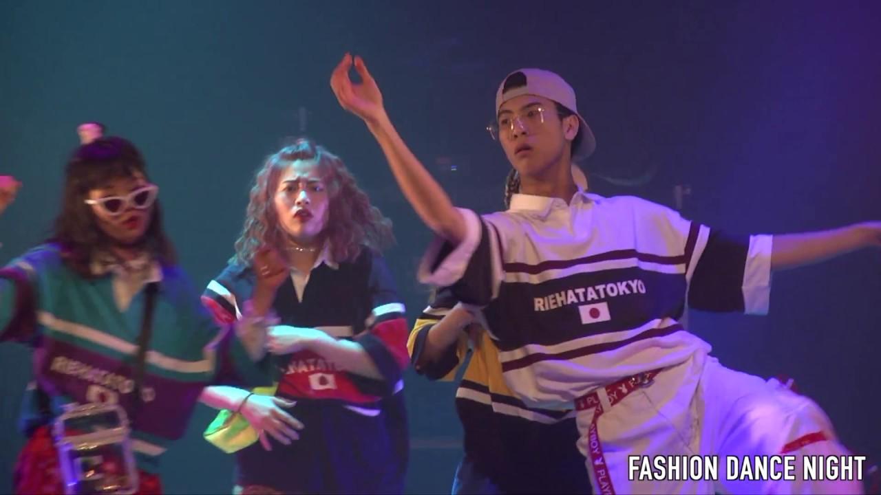 画像 ファッションとダンスがコラボした【RIEHATATOKYO × SPINNS】のパフォーマンス!