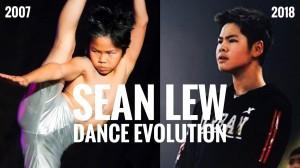 今大注目・大活躍の若手ダンサー【Sean Lew】の2007〜2018年の踊りをまとめた動画!