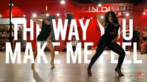 ピンヒール姿でキレキレなダンスを展開。「YANIS MARSHALL」の新作ダンス動画から目が離せない…!